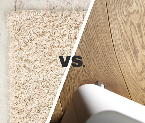 What's healthier: carpet or wood flooring? - Big Green Steam Clean - Best Vacuum For Hardwood Floors And Carpet - Rugs Carpets And