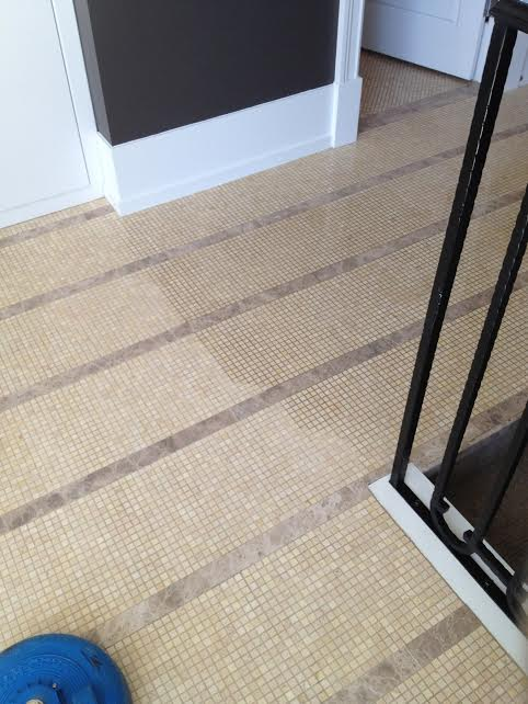our tile cleaning service